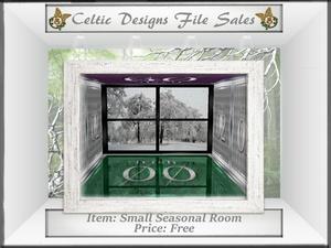 CD Small Seasonal Room Mesh