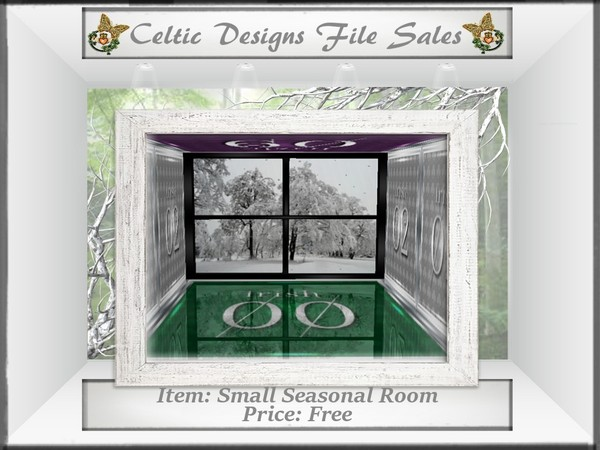 CD Small Seasonal Room Mesh