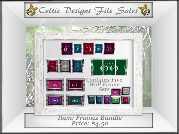 CD Framez Bundle