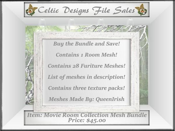 CD Movie Night Mesh Collection Bundle
