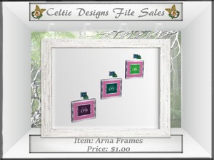 CD Arna Frames