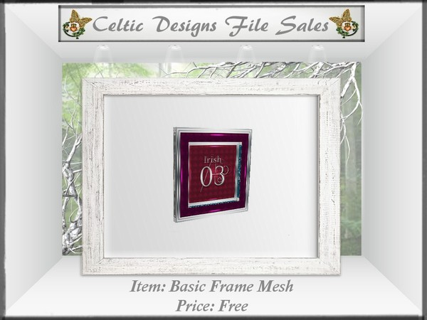 CD Basic Frame Mesh
