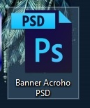 PSD Banner Acroho