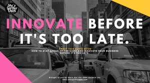 Innovate Before It's Too Late - Audio Book