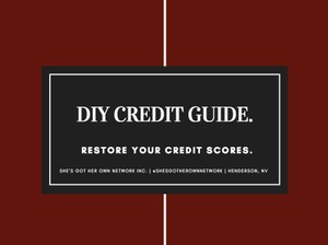 DIY Credit Repair Guide - Instant Download
