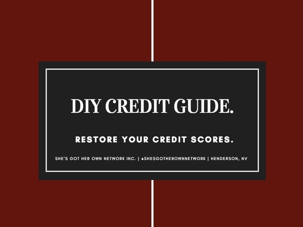 DIY Credit Repair Guide - Instant Download