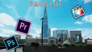 Best LUT Pack - Vsco Teal & Orange Film Look