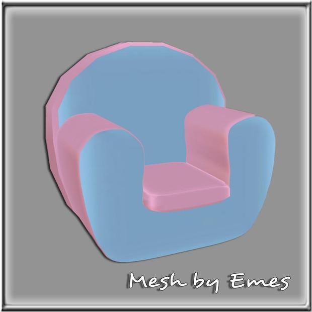 KIDS MESHES BUNDLE 23 MESHES