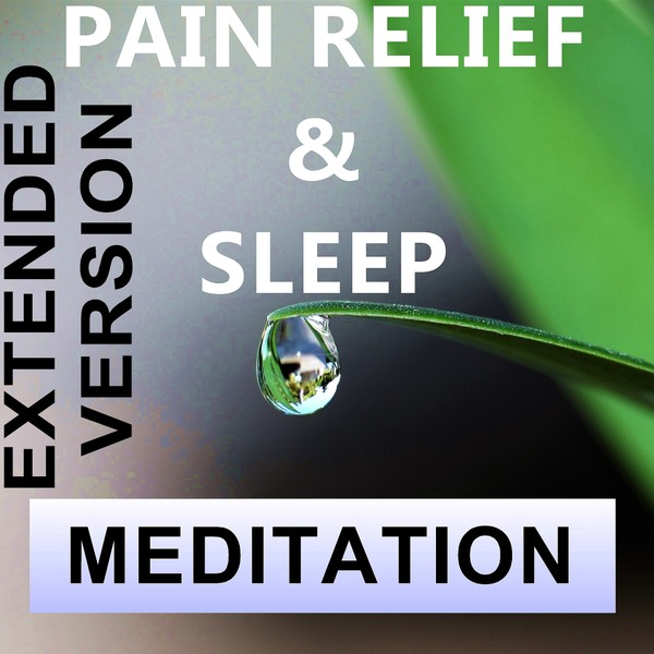 Extended version Pain relief meditation