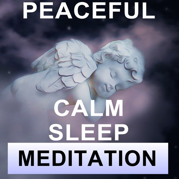 Guided meditation for a calm and peaceful sleep