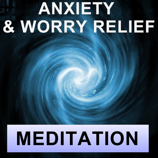 Anxiety & worry relief meditation for deep sleep