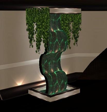 IMVU Fountain Sculpture Mesh
