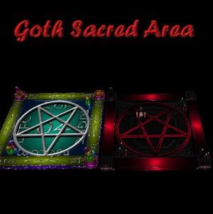 IMVU Goth Altar