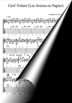 Cerf-Volant (Les Avions en Papier) (Les Choristes OST)