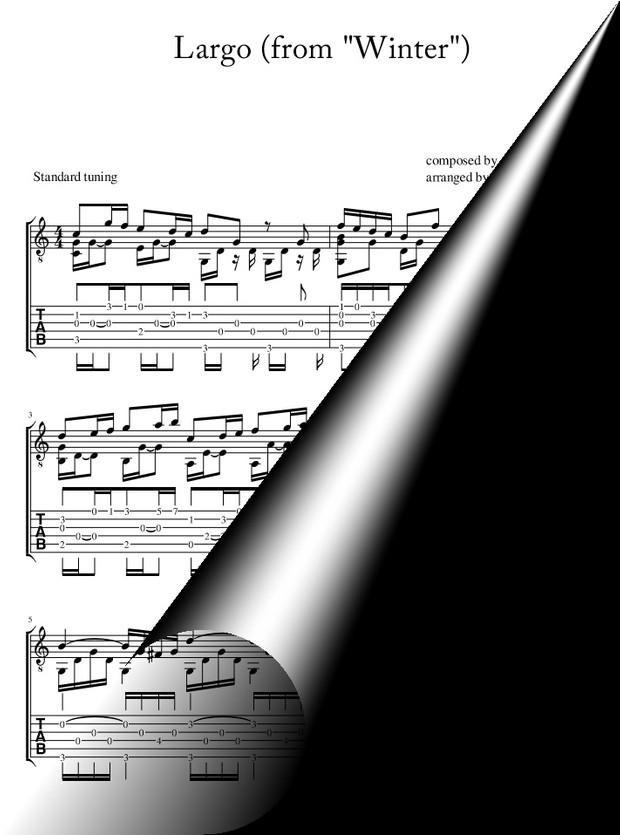 Antonio Vivaldi - Largo (from
