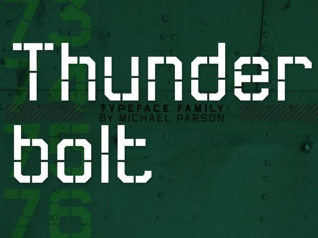 Thunderbolt Family