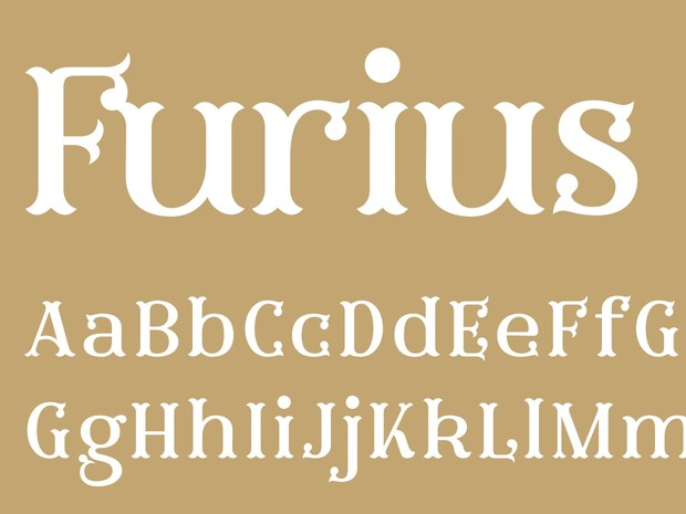 Furius Regular