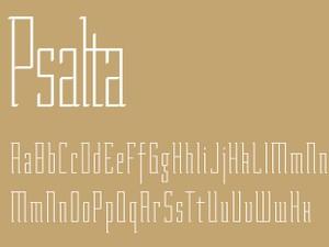 Psalta Light