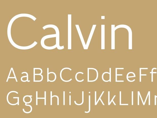 Calvin Book