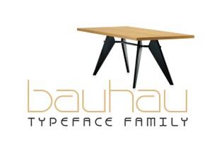 Bauhau family