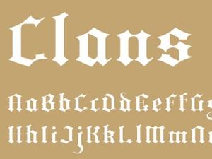 Clans Regular