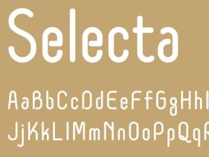 Selecta Bold