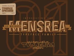 Mensrea Family