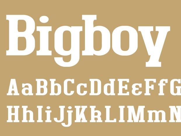 Bigboy Bold