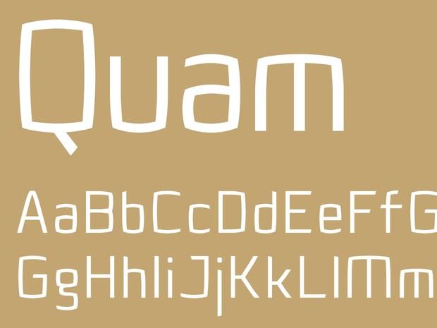 Quam Regular