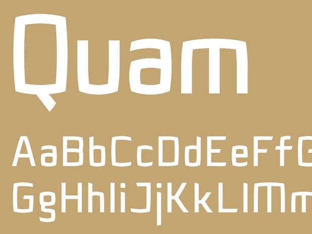 Quam Bold