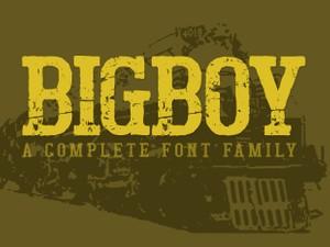 Bigboy family