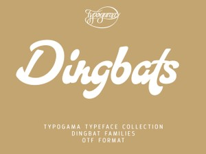 Typogama Dingbat Collection