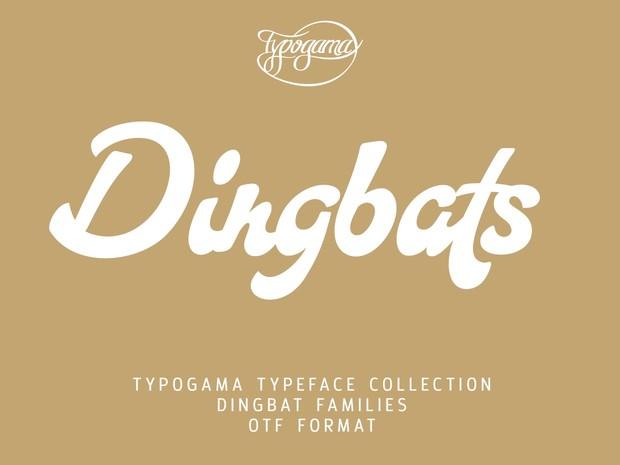 Typogama Dingbat Collection