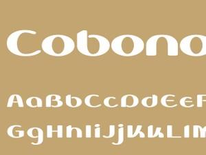 Cobono Bold