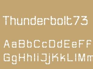Thunderbolt73 Regular