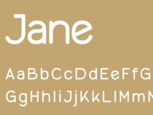 Jane Regular
