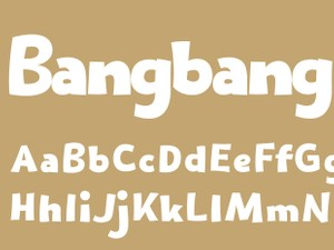Bangbang Bold