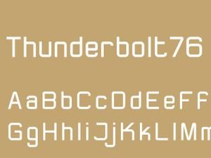 Thunderbolt76 Regular