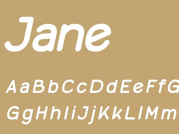 Jane Bold Italic