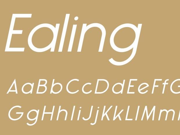 Ealing Regular Italic