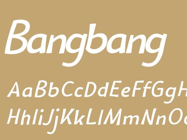Bangbang Italic