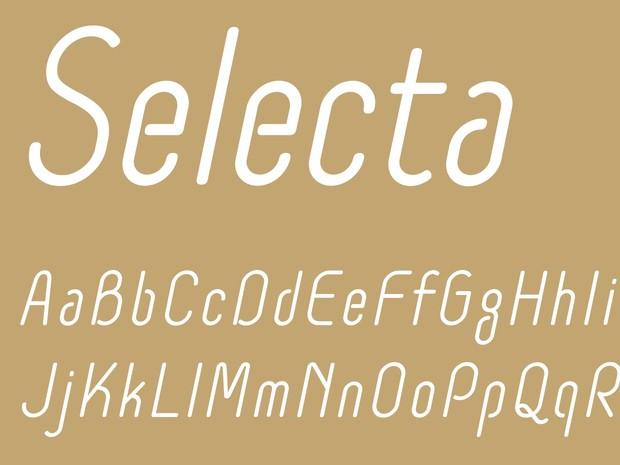 Selecta Italic