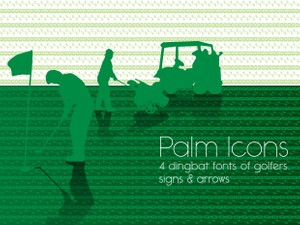 Palm Icons family