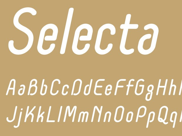 Selecta Bold Italic