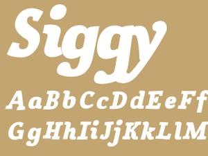 Siggy Bold Italic