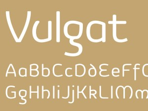 Vulgat Regular
