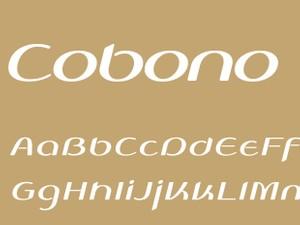 Cobono Regular Italic