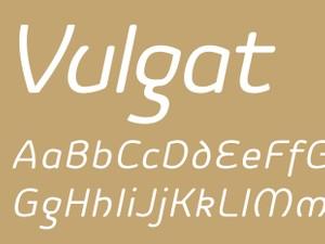 Vulgat Italic