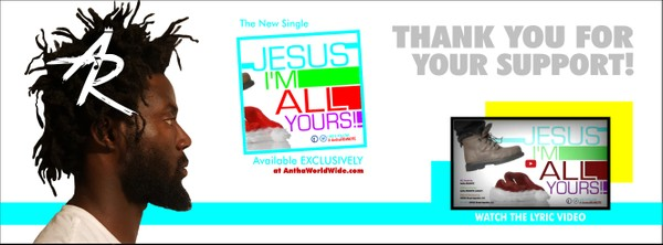 JESUS, I'm All Yours by Antha REdNOTE [Single]