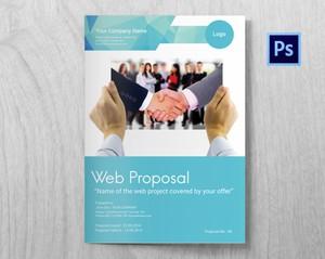 Professional Web Proposal Template